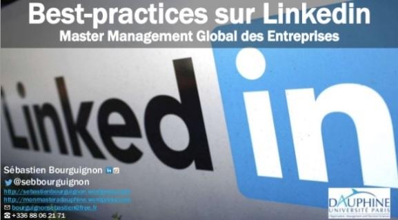 best-practice-sur-linkedin-conférence-paris-dauphine-master-management-global-des-entreprises-par-sébastien-bourguignon